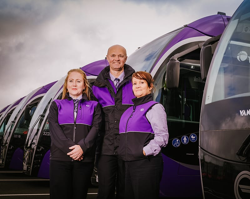 Gliding Customer Service for Major Transport Contract