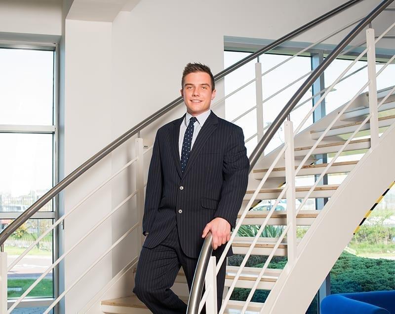 Hughes Insurance Office Uniform