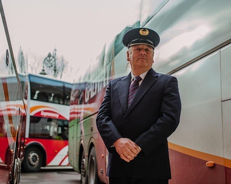 Bus Eireann Uniforms
