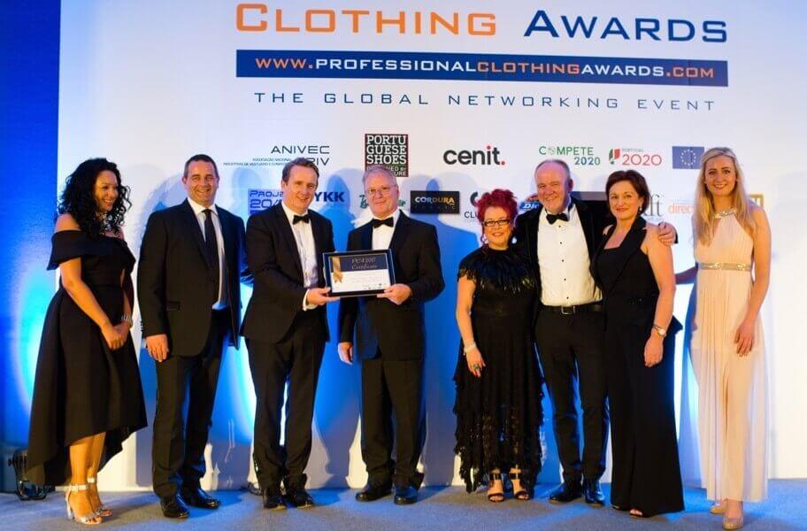 Tailored Image Wins at Top UK Awards