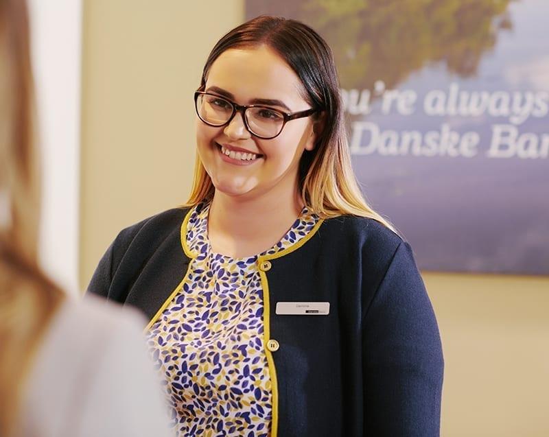 Danske Bank customer service