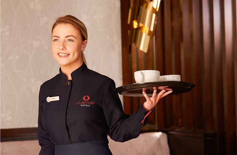 Clayton Hotel Hospitality Uniform