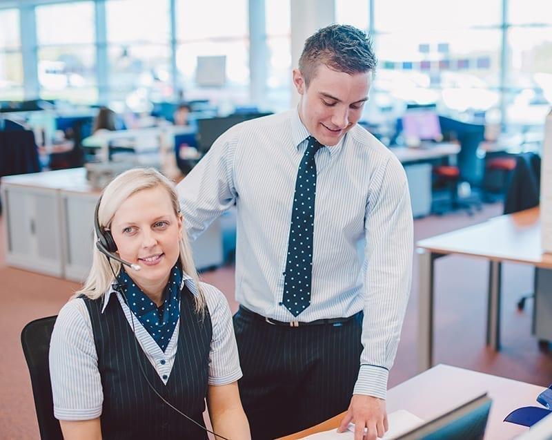 Hughes Insurance Corporate Uniforms