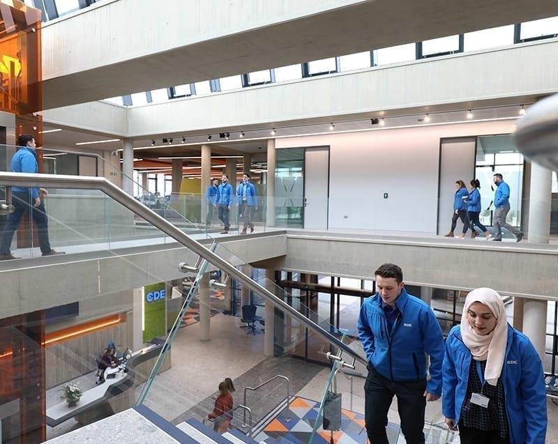 CDE Global Headquarters