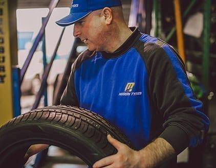 Modern Tyres Uniform