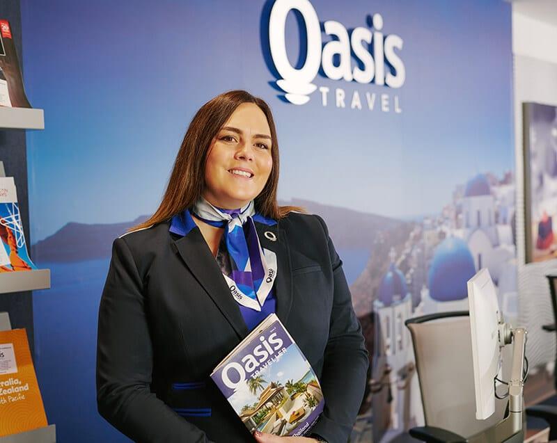 World Class Uniform For Oasis Travel