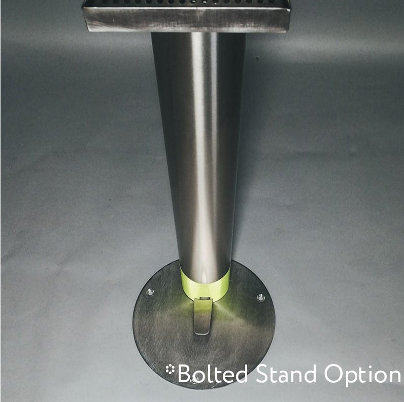 Bolted Stand