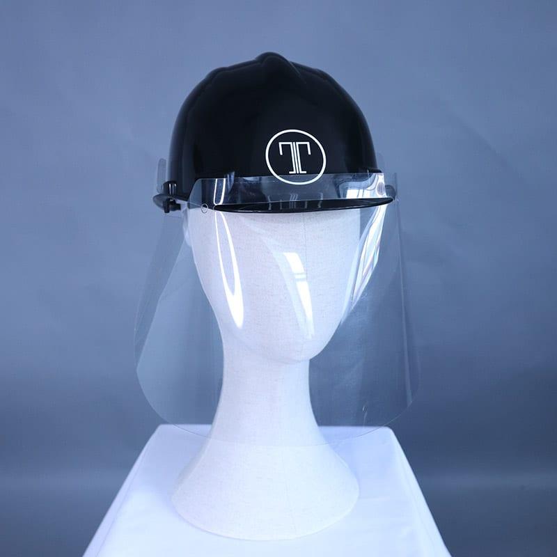 Hard Hat Helmet Screen