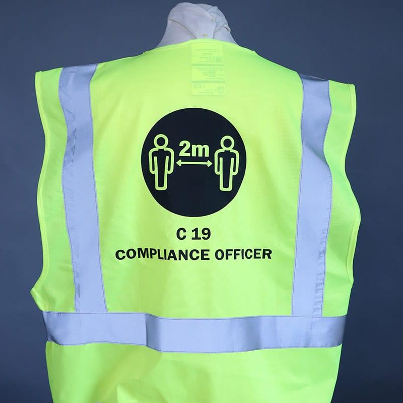 C19 Compliance Vest