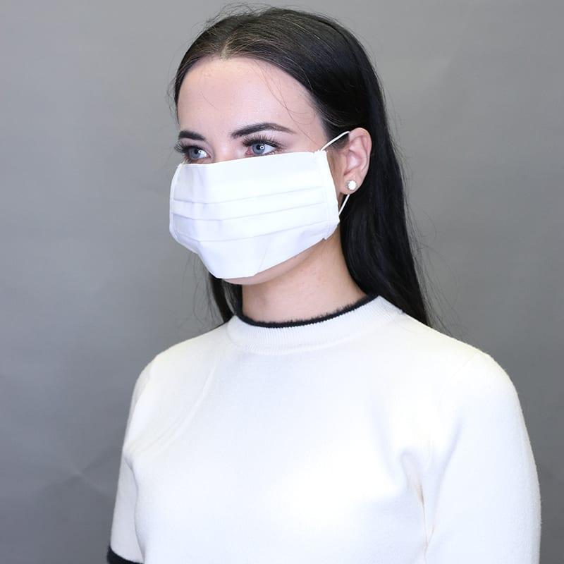 White 2 Ply Mask