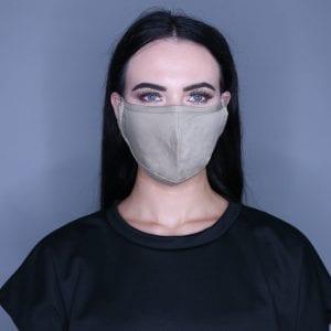 Khaki Face Mask