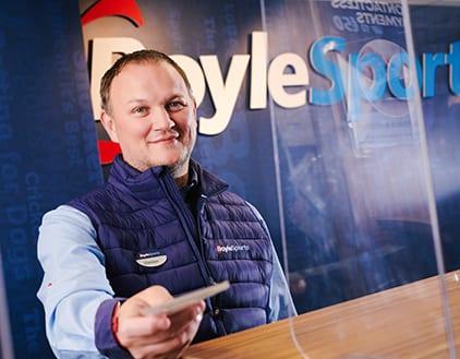 BoyleSports Uniform