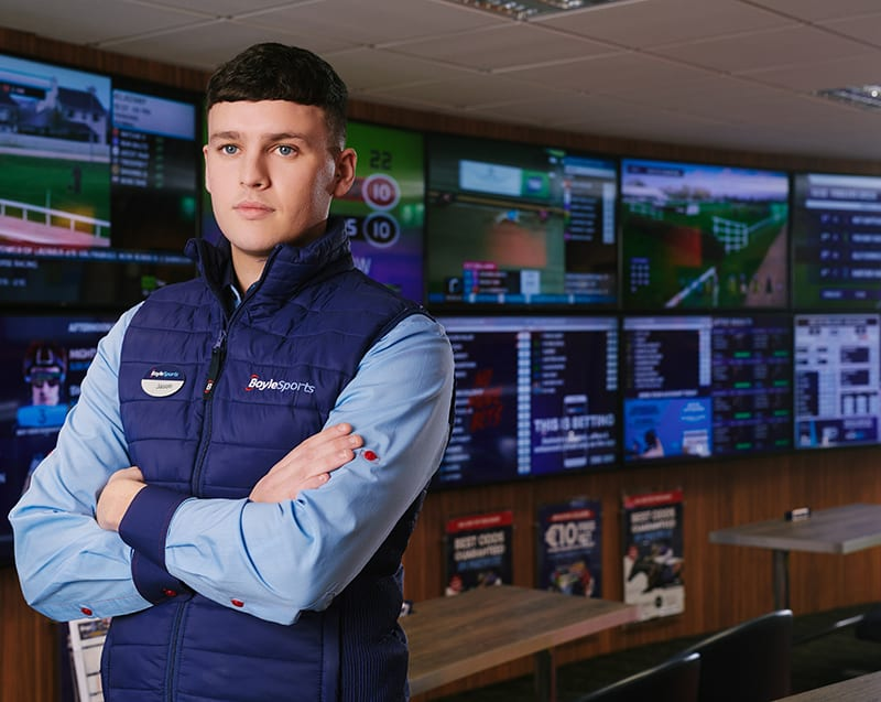 BoyleSports Betting On Tailored Image