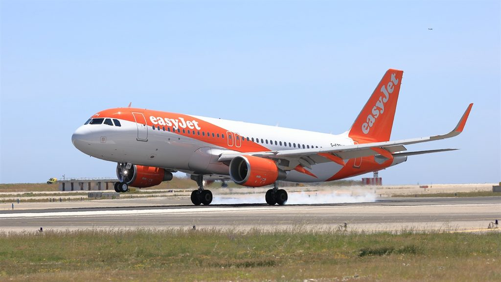 Reaching new heights with easyJet